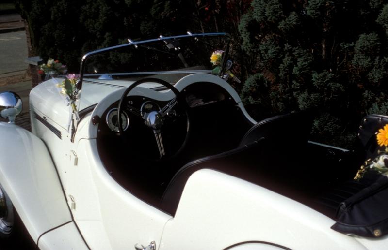 Singer Nine 4A-AB Sports Tourer (1949-1951) - 1074cc