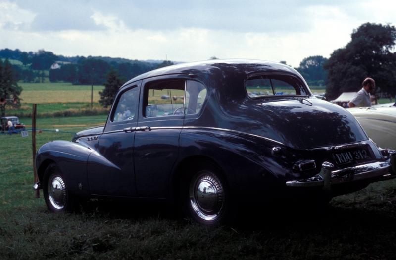 Sunbeam 90 MKIII Saloon (1954-1957) - 2267cc