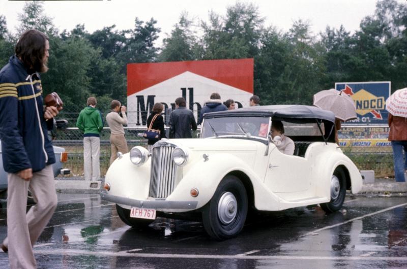 Sunbeam Talbot 2litre Tourer (1939-1949) - 1944cc