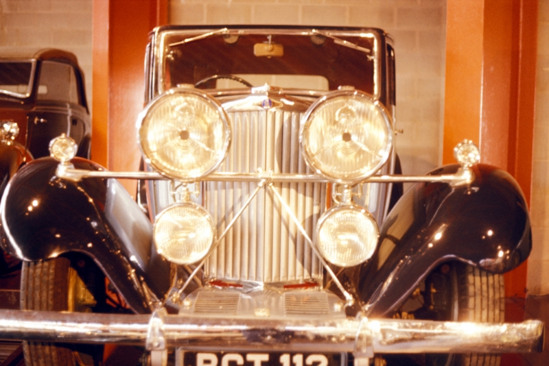 Talbot London 25HP Saloon (1934-1935) - 3317cc