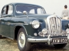 Singer Hunter 75 Saloon (1955-1956) - 1497cc